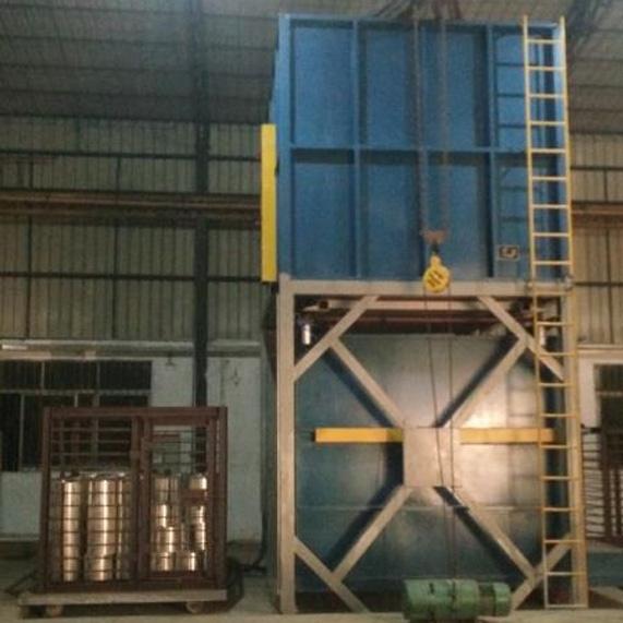 铝合金固溶生产线